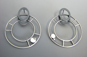 2Wire-spoked-earrings